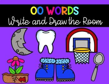 OO Words Write the Room