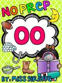 OO Sound Worksheets & Activities {NO PREP!} Vowel Teams Worksheets (OO Digraphs)