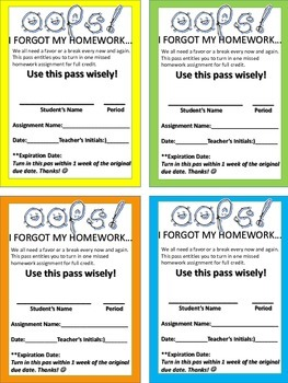 OOPS PASS for students