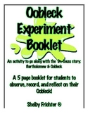 OObleck Experiment Booklet