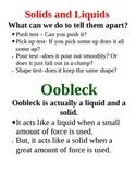 OObleck Summary