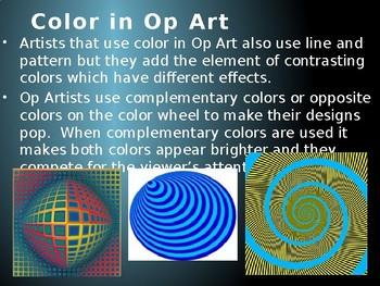 OP Art Powerpoint