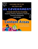 Oxford Picture Dictionary Content Areas: U.S. Government Vocabulary for ESL