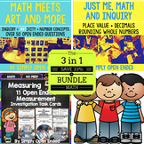 OPEN ENDED MATH Bundle