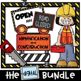 OPEN and CLOSED SYLLABLE BUNDLE (DIGITAL Identification &