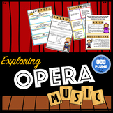 OPERA MUSIC UNIT BOOKLET