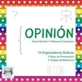 OPINIÓN - 19 Organizadores Gráficos