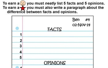 OPINION PERSUASIVE WRITING - 16 sessions - Lucy Calkins Writing - SMART Version