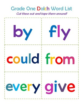 ***FREEBIE***Sight Words