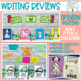 OPINION WRITING (Writing Reviews)