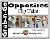 OPPOSITES FLIP-TABS