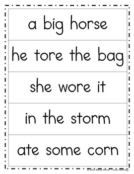 Reading~Phonics~Word Detective ~ Printables~Bossy R: (OR Sound) Grades K-2