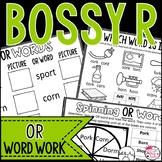 Bossy R: OR Word Work