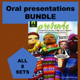 ORAL Presentations BUNDLE! All EIGHT countries or regions for the price of SIX!