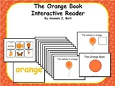 ORANGE Interactive Sight Word Reader; Kindergarten; Autism