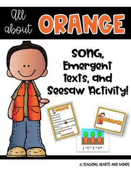 ORANGE song, poster and books!