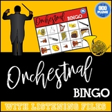ORCHESTRA BINGO (Listening edition)