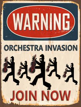 ORCHESTRA INVASION graphic