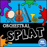 INSTRUMENT SPLAT (WITH LISTENING EXAMPLES)