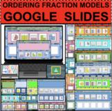 ORDER FRACTIONS Models Modeling ACTIVITIES GOOGLE SLIDES Distance Learning