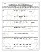ORDER OF OPERATIONS CHRISTMAS DECODING MATH FUN PACKET CCSS