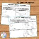 ORDER OF OPERATIONS Bundle - Error Analysis, Task Cards, Word Problems, Puzzles