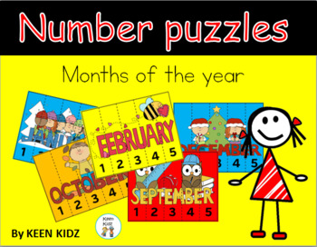 ORDERING NUMBER PUZZLES