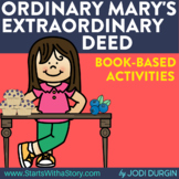 ORDINARY MARY'S EXTRAORDINARY DEED Activities and Read Alo