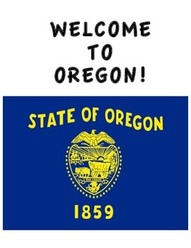 OREGON FACTS UNIT (GRADES 3 - 5)