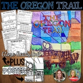 OREGON TRAIL, CLOSE READS UNIT, COLLABORATIVE POSTER, WRITING ACTIVITY