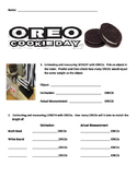 OREO Day Non Standard Measurement Activities