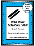 OREO Opinion Writing Bundle - Graphic Organizer, Writing Checklist, and MORE!