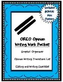 OREO Opinion Writing Bundle - Graphic Organizer, Writing C