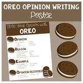 OREO Opinion Writing Poster