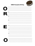 OREO Persuasive Writing Prompt