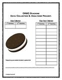 OREO Stacking Challenge ~  Mean, Median, Mode, & Range