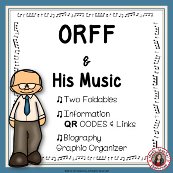 ORFF Foldables