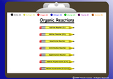 ORGANIC CHEMISTRY REACTIONS