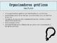 ORGANIZADORES GRAFICOS - GRAPHIC ORGANIZERS