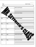 ORGANIZATION TOPIC NOTES (just print)