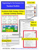 COMMON CORE ORGANIZER {2nd Grade READING Teachers Toolkit}