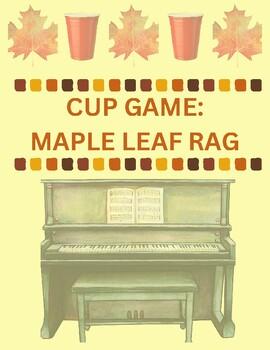 ORIGINAL CUP GAME: Maple Leaf Rag by Scott Joplin