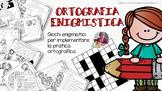 ORTOGRAFIA ENIGMISTICA