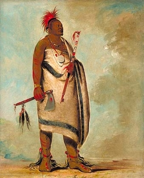 NATIVE AMERICANS: OSAGE AMERINDIAN LANGUAGE IN A NUTSHELL!