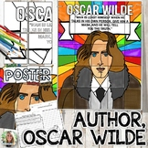 Oscar Wilde, Collaborative Poster, Writing Activity,  Celebrate British Author