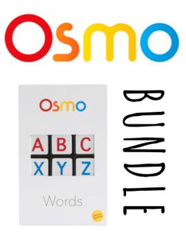 OSMO Words Bundle!