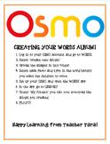 "OSMO Words - Silent ""E"" Words"
