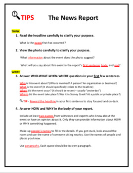 OSSLT Literacy Test Posters/ Student Study Packages