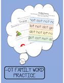 OT FAMILY WORKBOOK