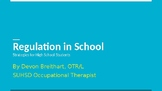 OT Regulation for Students Powerpoint